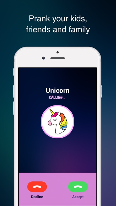 Unicorn - Fake Call-4