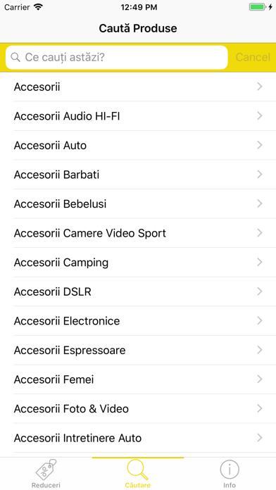 iReduceri screenshot two