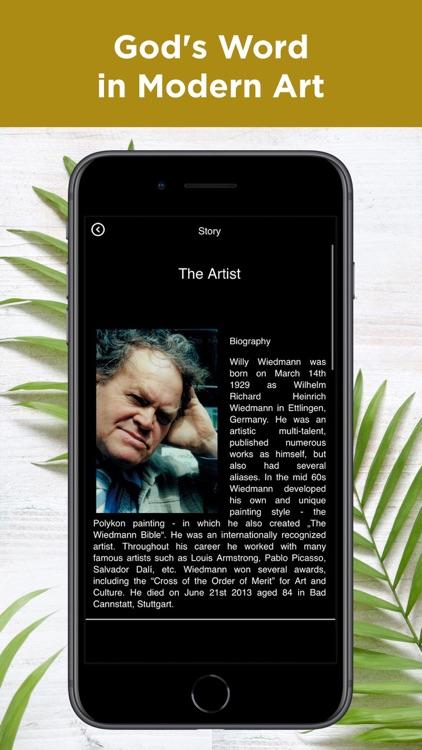 The Wiedmann Bible EDITION screenshot-4
