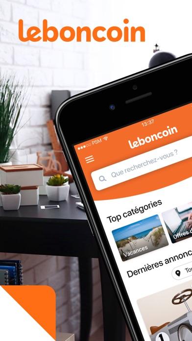 Télécharger Leboncoin pour Pc