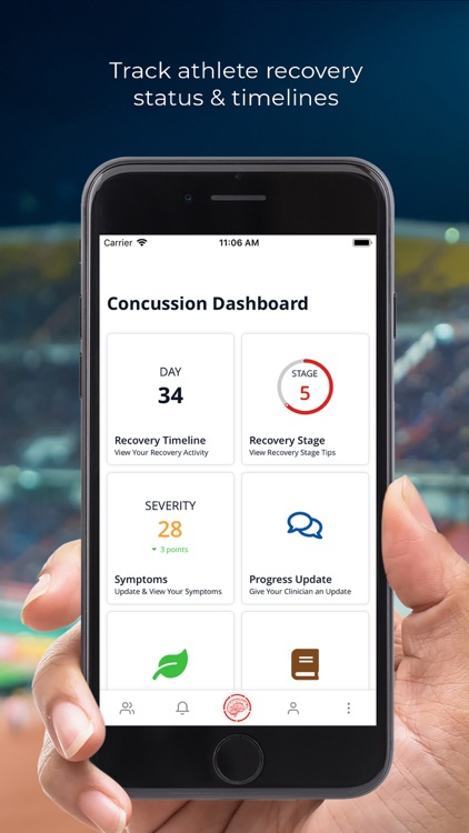 Concussion Tracker screenshot-2