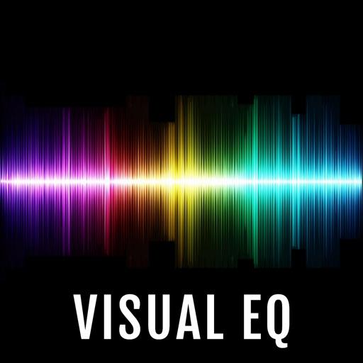 Visual EQ Console AUv3 Plugin icon