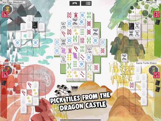 Dragon Castle: The Board Game на iPad