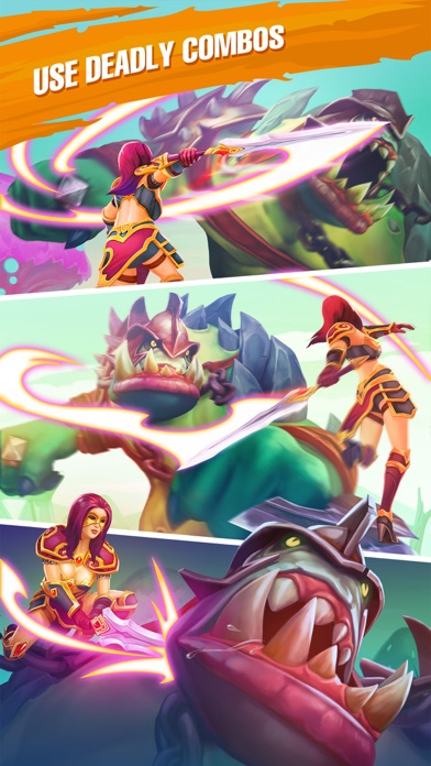 Juggernaut Champions Screenshot