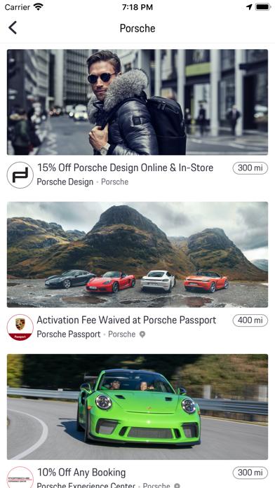 Porsche Miles Screenshot