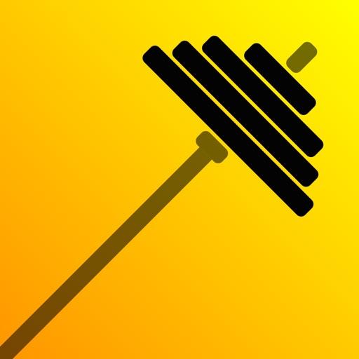 Easy App Finder PumpNlog - Workout Log & Journal For Bodybuilding