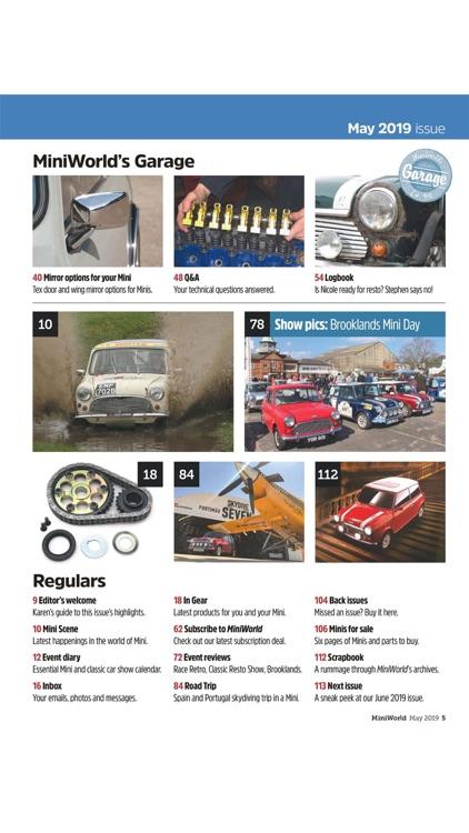 Mini World Magazine screenshot-4