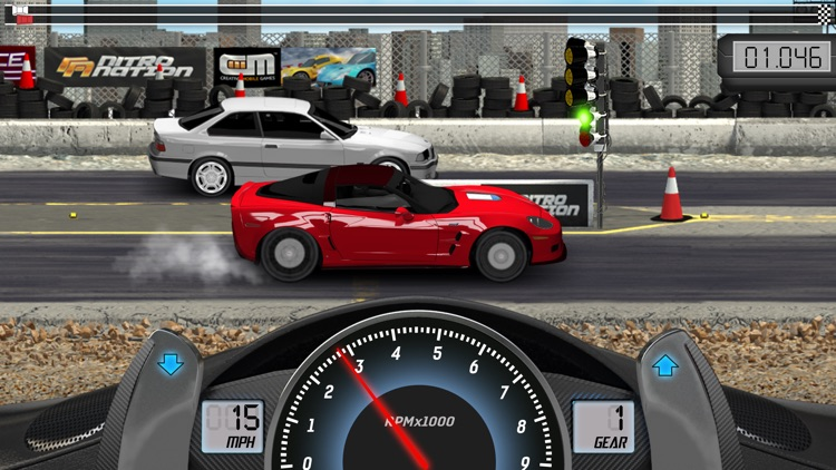 Drag Racing Classic screenshot-3