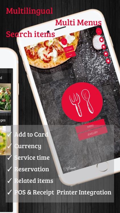 iMenu Cafe screenshot-3