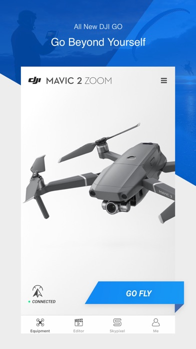 DJI GO 4 for Windows