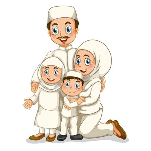 Islamic Moslem Stickers