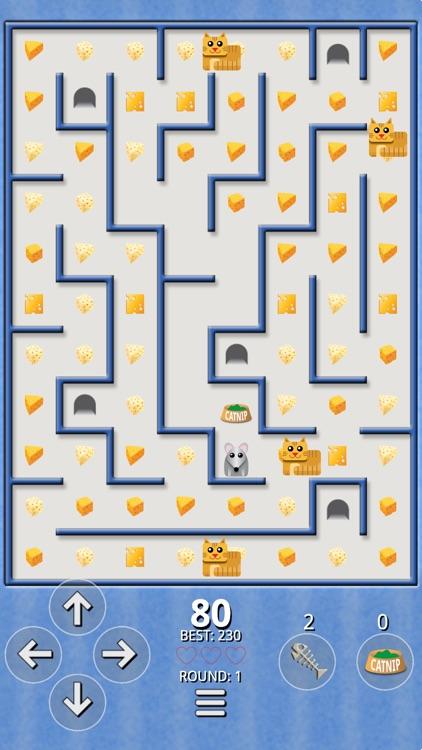 Beware Of Cats - Maze Runner