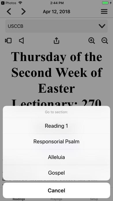 Mass Readings and Prayersのおすすめ画像5