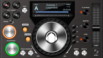 Midi DJ remote Screenshots