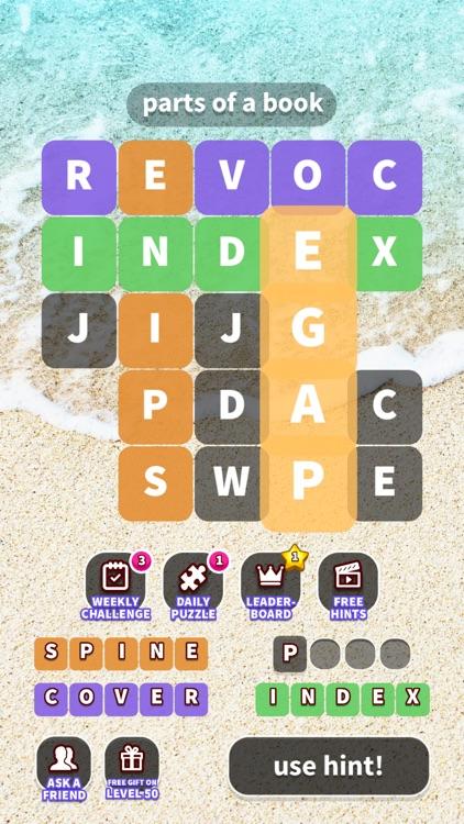 WordWhizzle Pop - word search screenshot-3