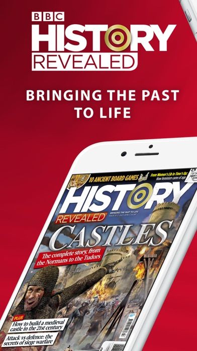 BBC History Revealed magazine screenshot two