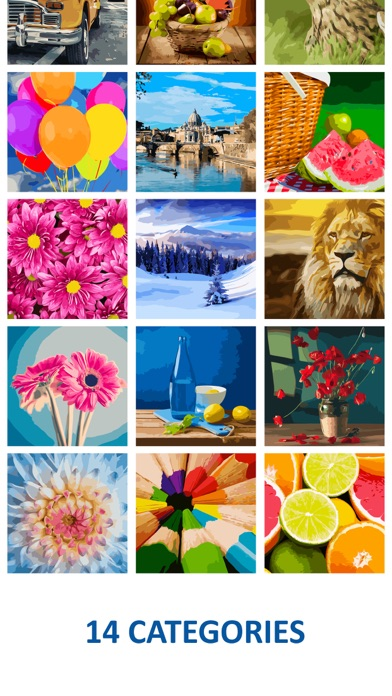 Download Oil Painting: Color by Number for Pc
