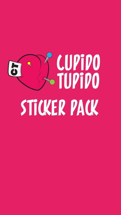 Cupido Tupido Stickers