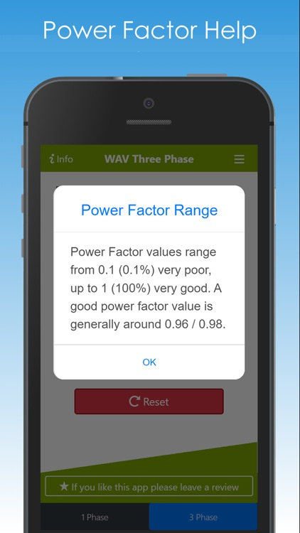 Watts Amps Volts  Calculator