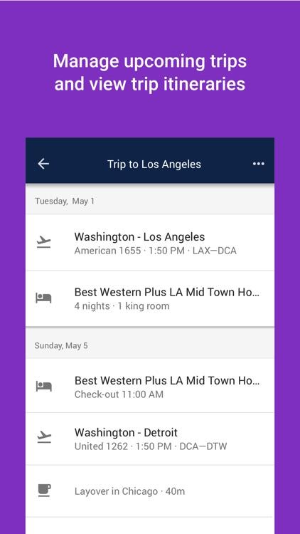 Upside Business Travel screenshot-5