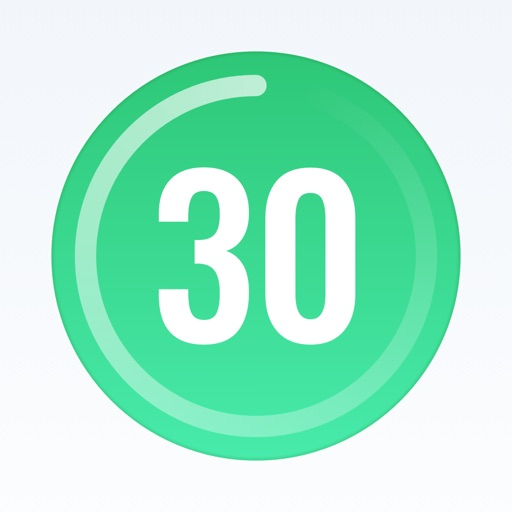 30 Day Fitness Challenge ∘ for iPad