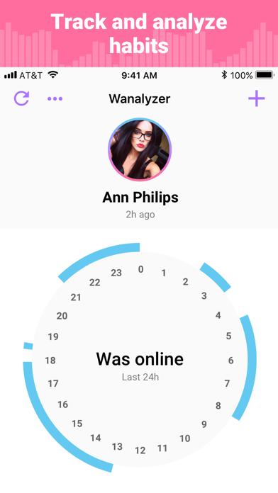 Herunterladen Wanalyzer - App Usage Tracker für Pc