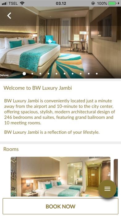 BW Hospitality Screenshot