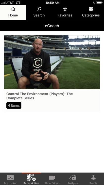 eCoach - Video Coaching screenshot-4