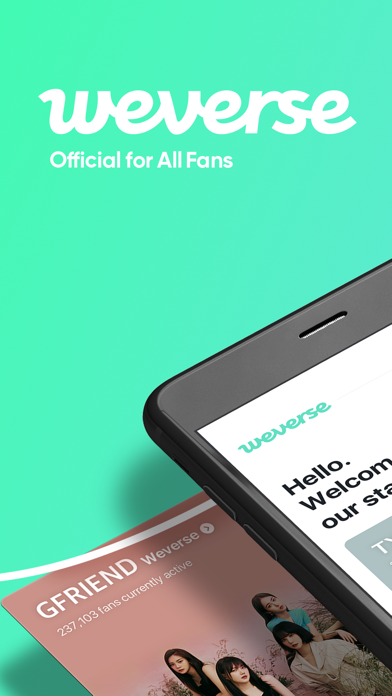 download Weverse for PC image 1