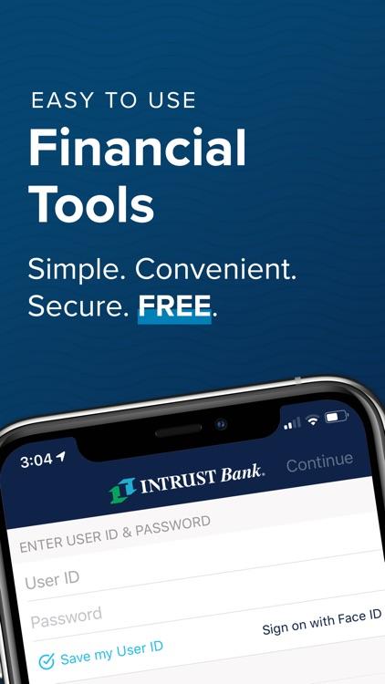 INTRUST Mobile Banking