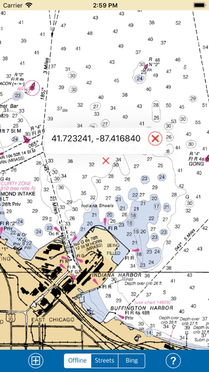 Lake Michigan – Marine Boating screenshot-4