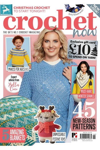 Crochet Now - náhled