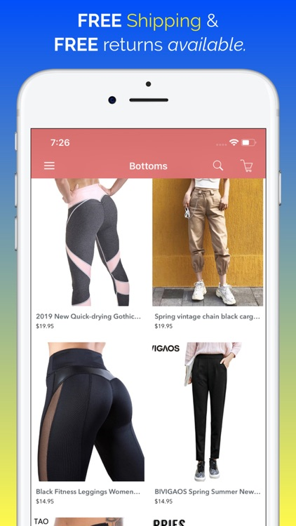 Women's Clothing Online Store screenshot-3