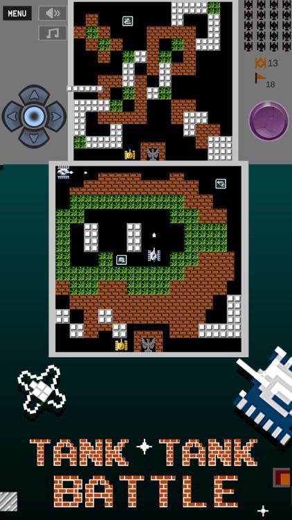 Tank 1990 - Tank Super screenshot-5