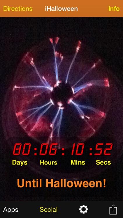 iHalloween Countdown screenshot-4