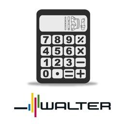 Walter Machining Calculator