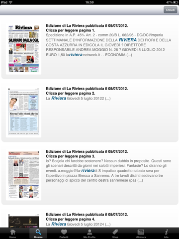 Il Giornale di Vimercate - náhled
