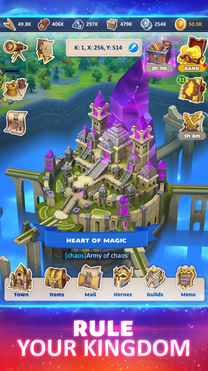 Magic Wars: Army of Chaos screenshot-7