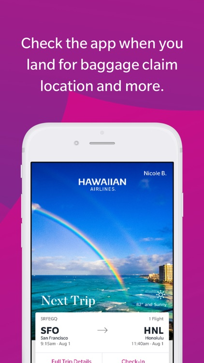 Hawaiian Airlines screenshot-7