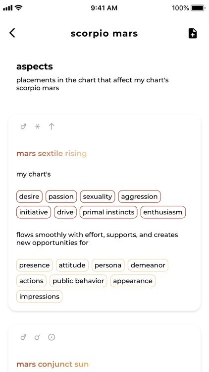Charts Astrology screenshot-4