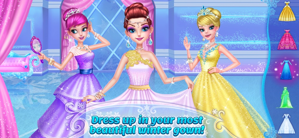 Ice Princess Sweet Sixteen hack tool