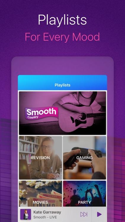 Smooth Radio screenshot-4