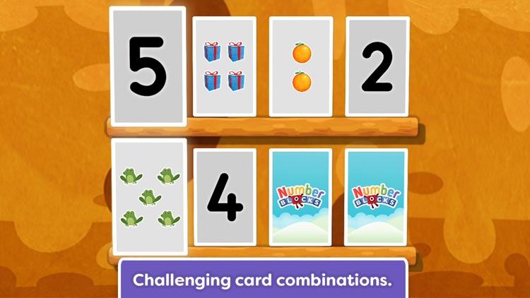 Numberblocks - Card Fun! screenshot-5