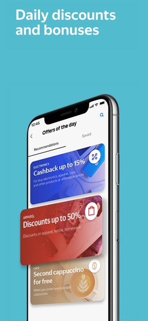 Yandex Money—wallet and cards on the App Store