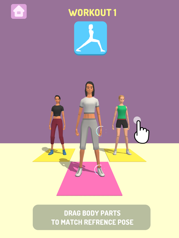Yoga Instructor 3D screenshot 5