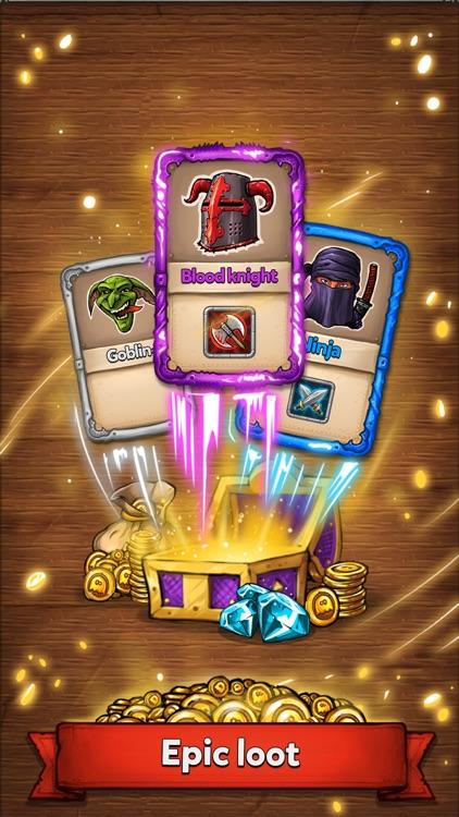 Card Crushers: Battle game TCG screenshot-3