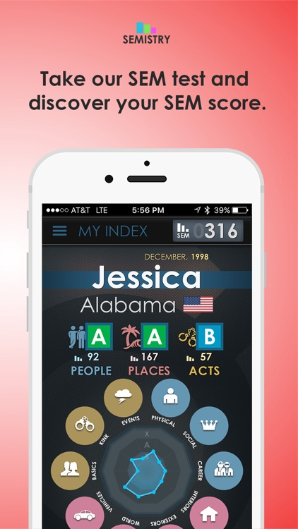 Semistry Sex App screenshot-3
