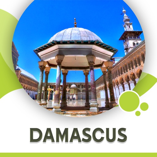 Damascus City Guide icon