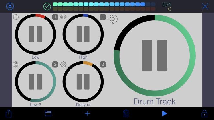 WiDI MIDI Studio screenshot-4