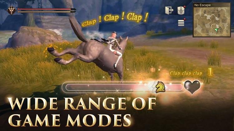 Rangers of Oblivion screenshot-3